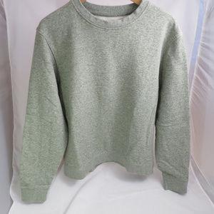 Topman Men's Grey Sweatshirt Large Classic Fit